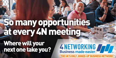 4Networking Gatwick/Crawley Breakfast