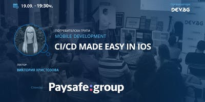 CI/CD made easy in iOS