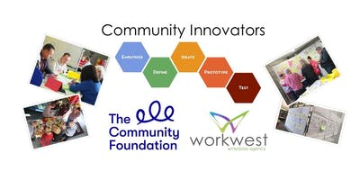 Community Innovators Programme & Seed Fund - Ballymena Info Workshop