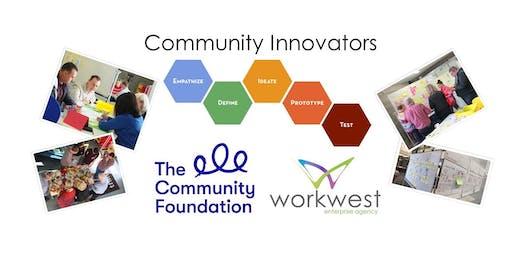 Community Innovators Programme & Seed Fund - Enniskillen Info Workshop