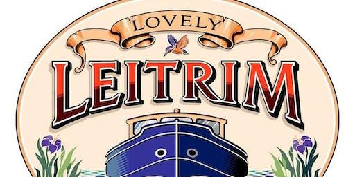 Lovely Leitrim Barge @ Festival Lough Erne