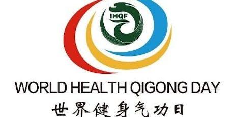 3rd World Health Qigong Day 2019 tickets