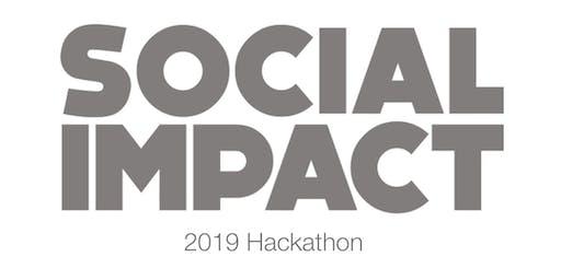 Social Impact Hackathon - 2019
