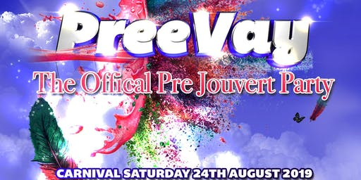 PreeVay - The Official Pre-Jouvert Party