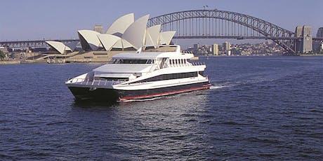 Evening Boat Cruise - NDC Sydney 2019 tickets