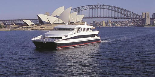 Evening Boat Cruise - NDC Sydney 2019