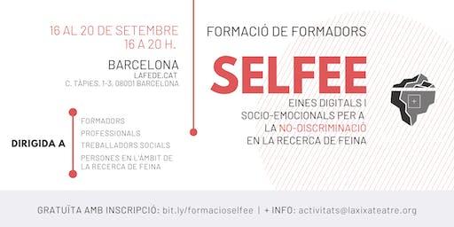 Formació SELFEE  Eines digitals, socio-emocionals, no discriminació i feina