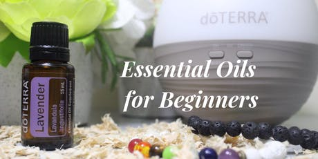FREE CLASS! Essential Oils for Beginners tickets