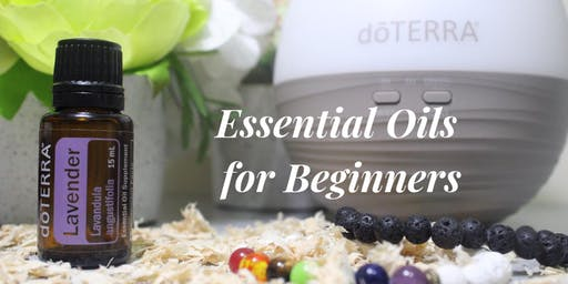 FREE CLASS! Essential Oils for Beginners