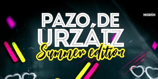 SUMMER EDITION EN PAZO DE URZAIZ DE NIGRÁN 22, 23 Y 24 DE AGOSTO