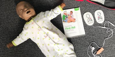 2 Day Paediatric First Aid