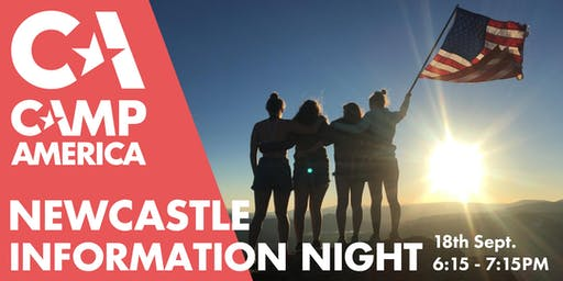 Newcastle - Camp America Info Session