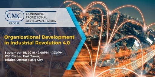 Organizational Development in Industrial Revolution 4.0