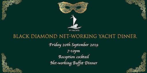 Black Diamond Net-working Yacht Dinner