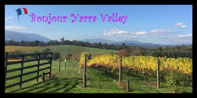 Bonjour Yarra Yalley - Vin et Fromage - Wine Tasting at Morgan Vineyards