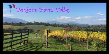 Bonjour Yarra Yalley - Vin et Fromage - Wine Tasting at Morgan Vineyards tickets