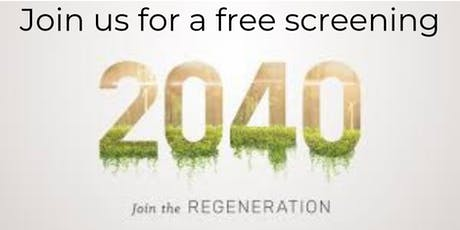 2040 Movie Screening - Rutherglen tickets