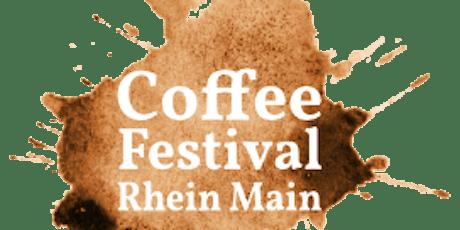 Coffee Festival Rhein Main Tickets