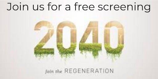 2040 Movie Screening - Yackandandah