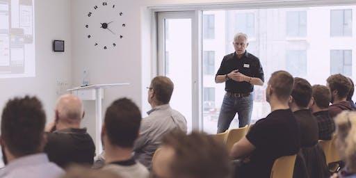 Ajour Seminar Aalborg - Ajour Platformen