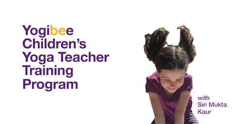 Yogibee Children's Yoga Teacher Training Program