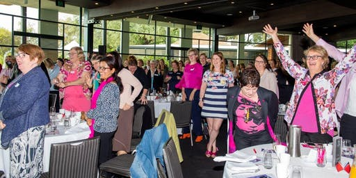 BreastScreen WA 2019 Pink Ribbon Breakfast