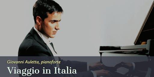 İtalya'da Yolculuk | Piyano Resitali - Recital Pianistico