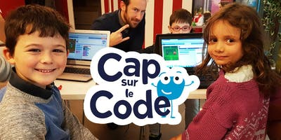 Cap sur le Code ! Nantes Digital Week 2019