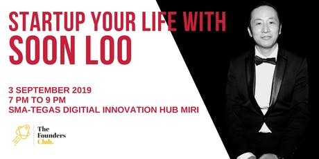 Startup Your Life - With Soon Loo tickets