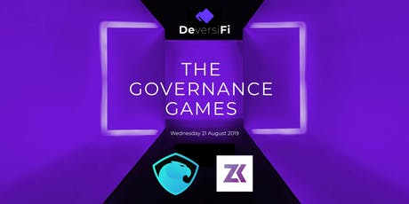 The Governance Games Tickets