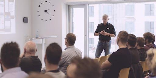 Ajour Seminar Aarhus - Ajour Platformen
