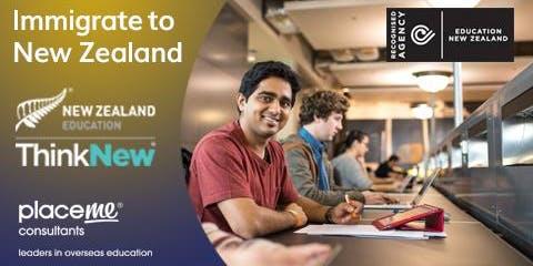 Apply to New Zealand Universities  - Free New Zealand Education Fair Trichy