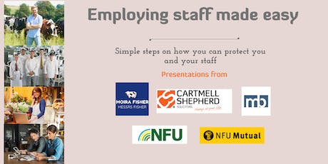 Employing Staff Made Easy tickets
