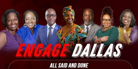 Engage Dallas tickets