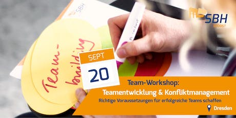 Team-Workshop: Teamentwicklung & Konfliktmanagement tickets