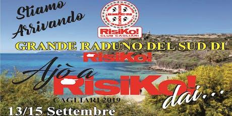 Raduno Nazionale del Sud - Cagliari 13/15 Settembre 2019 biglietti