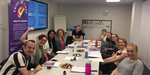 Wellcome Advice Workshop - Opening Doors London