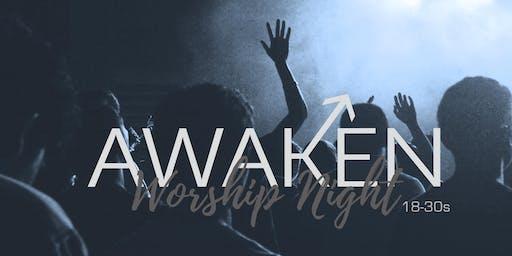 Awaken - Live Worship Night