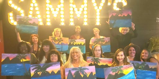 Paint Sessions Tuesdays Sammy's Original Lake Forest