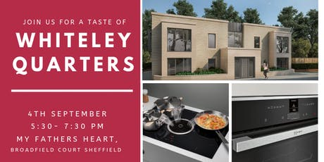 Whiteley Quarters Open Evening at My Fathers Heart tickets