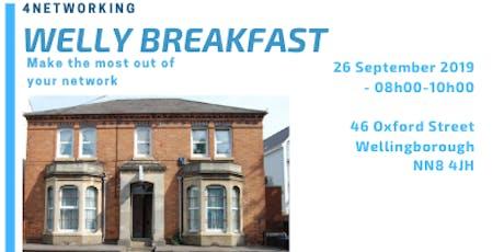 Wellingborough Breakfast tickets