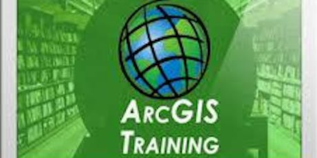 G.I.S Mapping for Humanitarian Practitioners Workshop (using ArcGIS 10.7) tickets