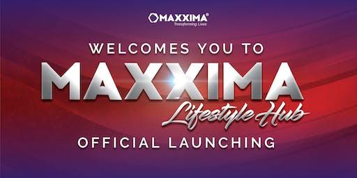 Majlis Perasmian Maxxima Lifestyle Hub