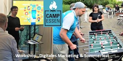 """Workshop """"Digitales Marketing 2019: So erreichen Sie ihre Zielgruppe!"""""""