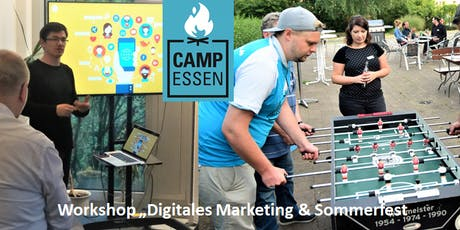 "Workshop ""Digitales Marketing 2019: So erreichen Sie ihre Zielgruppe!"" Tickets"