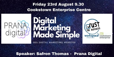 Digital Marketing made Simple tickets