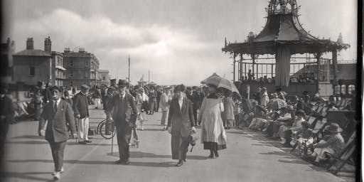 The Edwardians! Pop Up on the Prom Heritage walk
