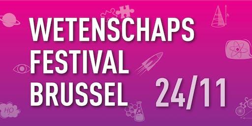 Wetenschapsfestival Brussel 2019