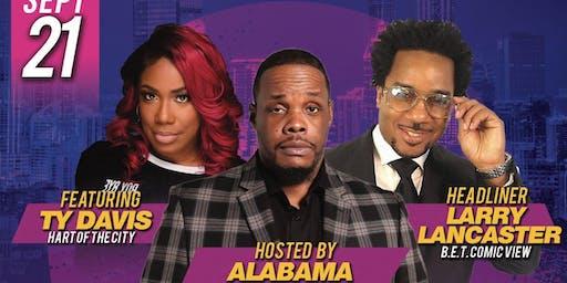 KG Presents Saturday Night Soul & Comedy Showcase