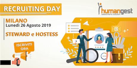 Humangest Recruiting Day - Milano biglietti